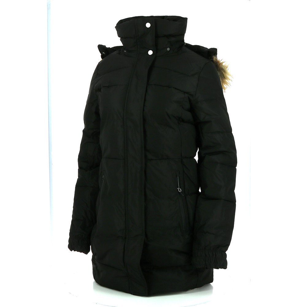 2d591c67c7 Helly hansen Blume Puffy Parka Black buy and offers on Trekkinn
