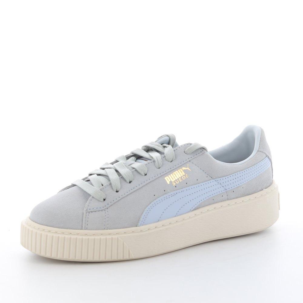 edb4207b65f3 Puma Suede Platform Core Blue buy and offers on Dressinn
