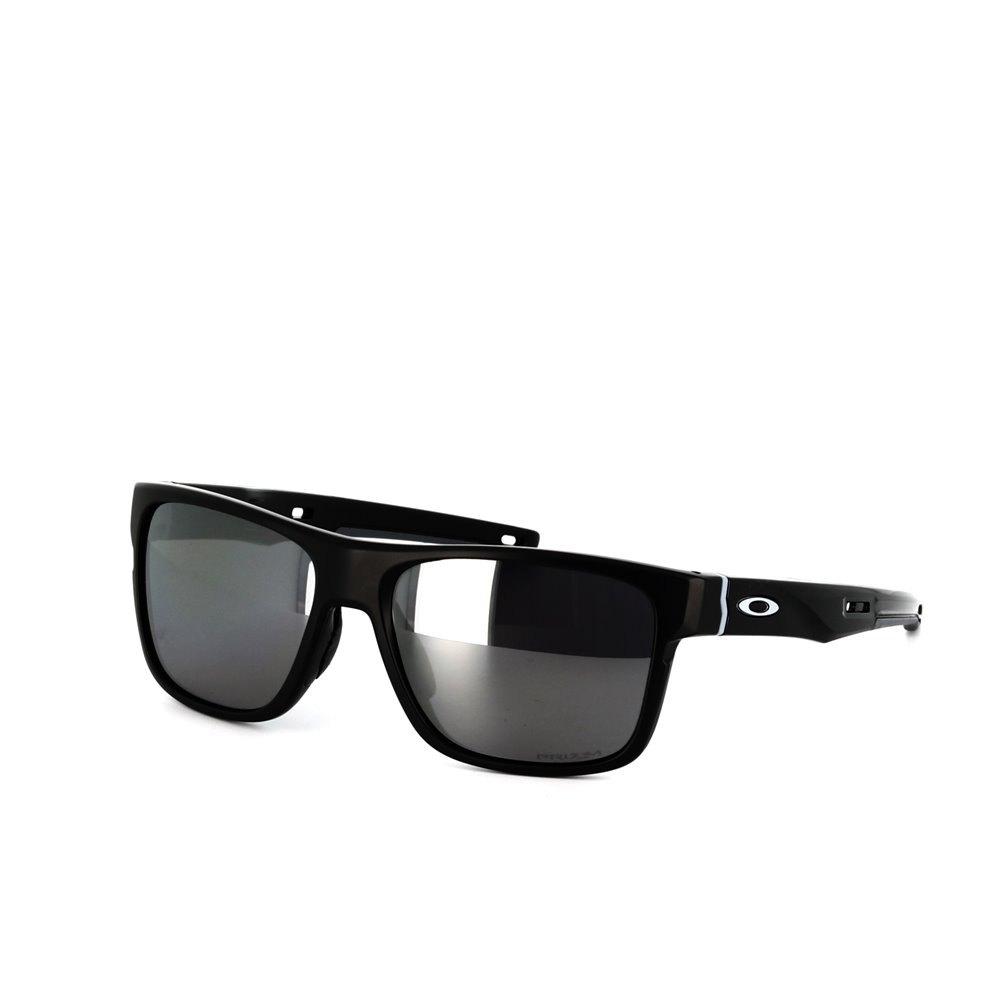 7ad0149a0ce Oakley Crossrange Polarized Matte Black buy and offers on Bikeinn