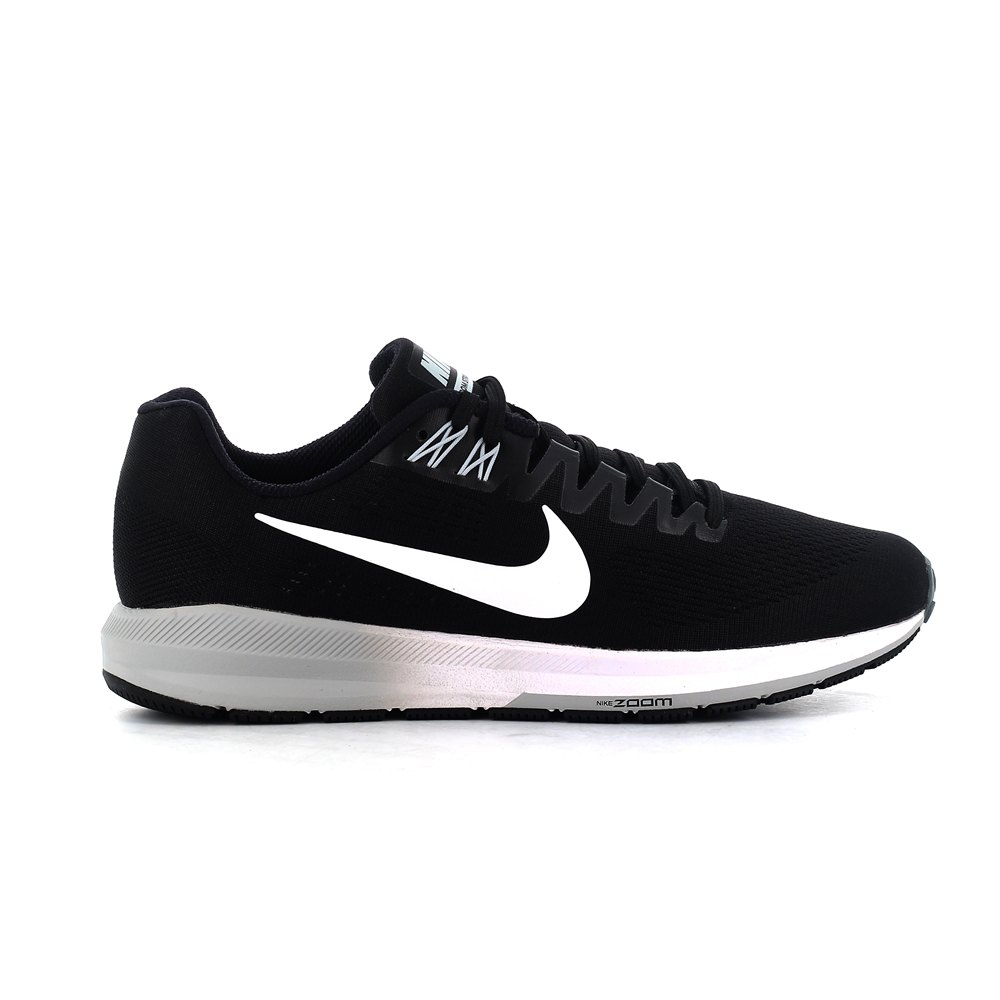 39b5ffa251e7 Nike Air Zoom Structure 21 Black buy and offers on Runnerinn