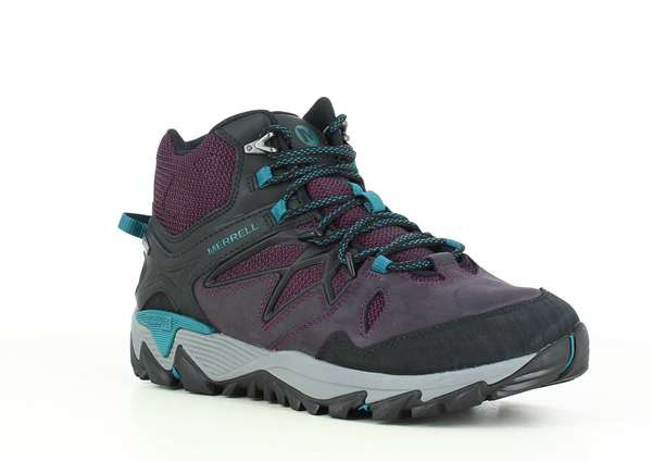 Merrell All Out Blaze 2 Goretex Violet, Trekkinn