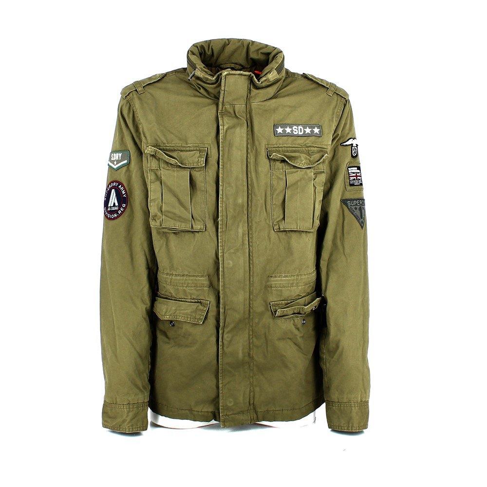 Superdry Rookie Ltd Edit N Military Brun, Dressinn Jackor