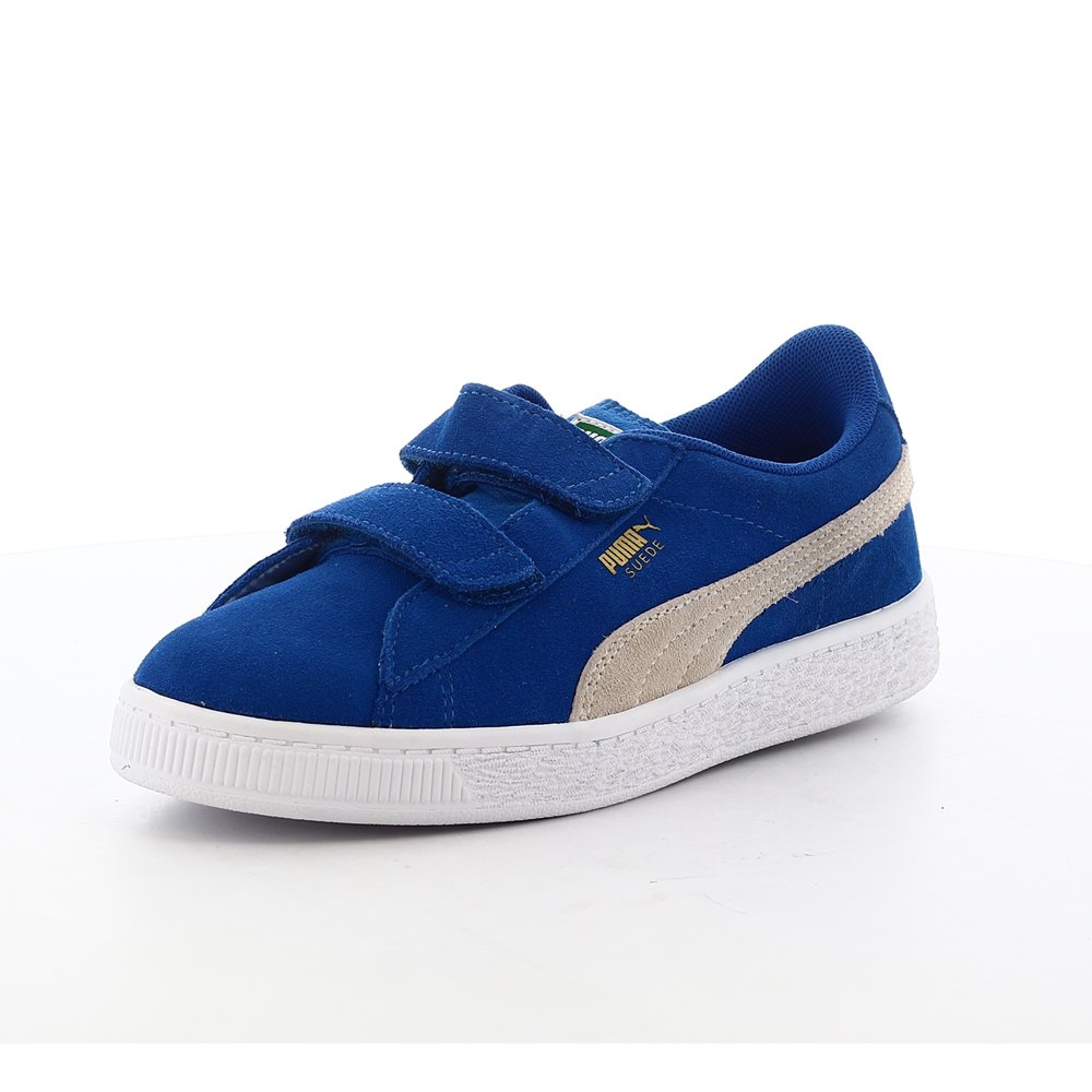Puma Suede 2 Straps PS White buy and offers on Dressinn c2e07314a