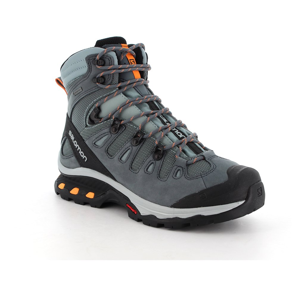 59eedecff09 Salomon Quest 4D 3 Goretex Grey buy and offers on Trekkinn