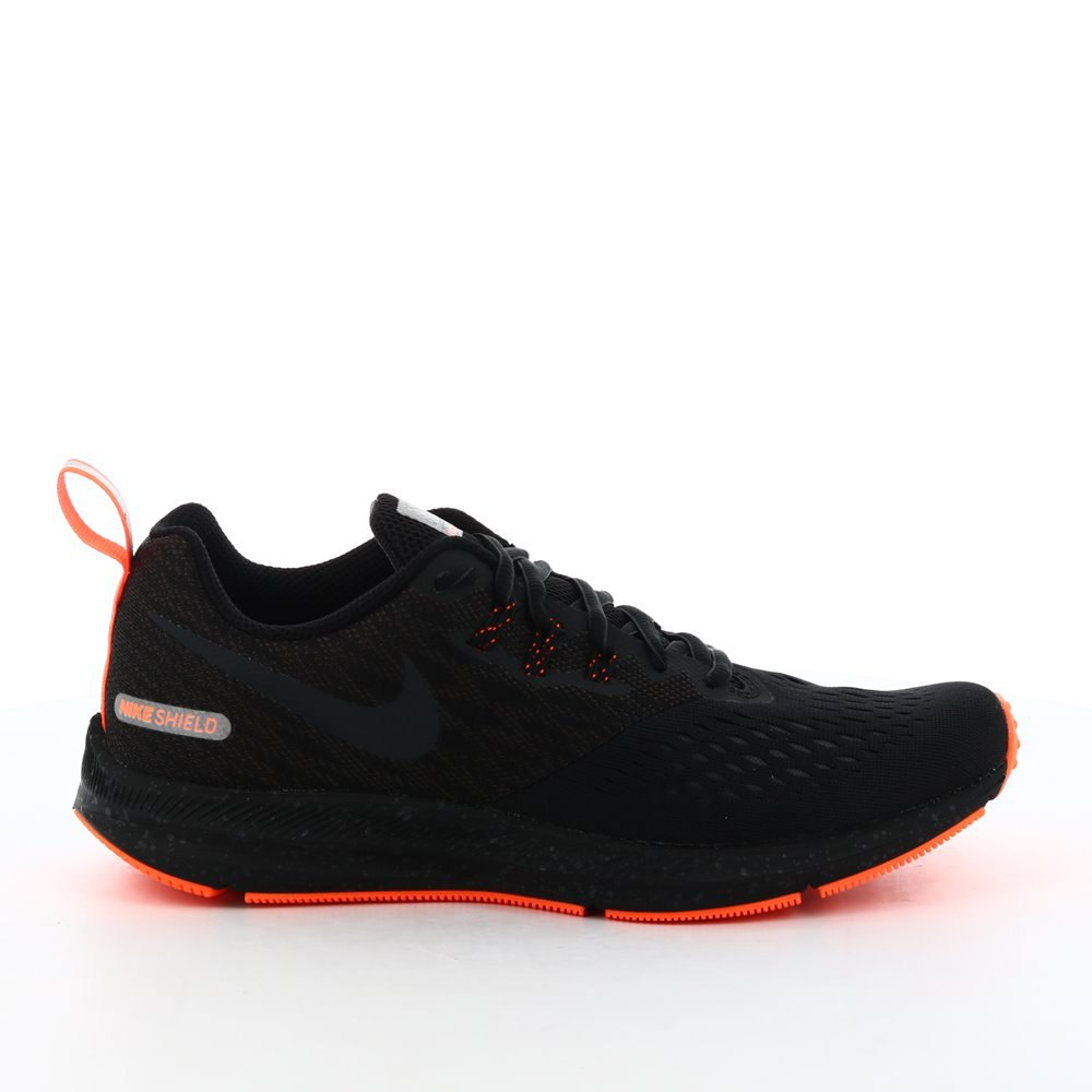 8031a1693e9 Nike Zoom Winflo 4 Shield Black buy and offers on Runnerinn