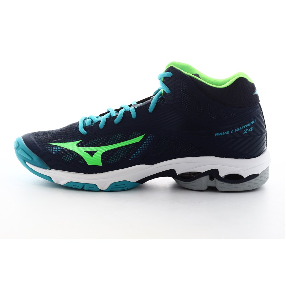 finest selection d3698 ea44b Mizuno Wave Lightning Z4 Mid buy and offers on Outletinn