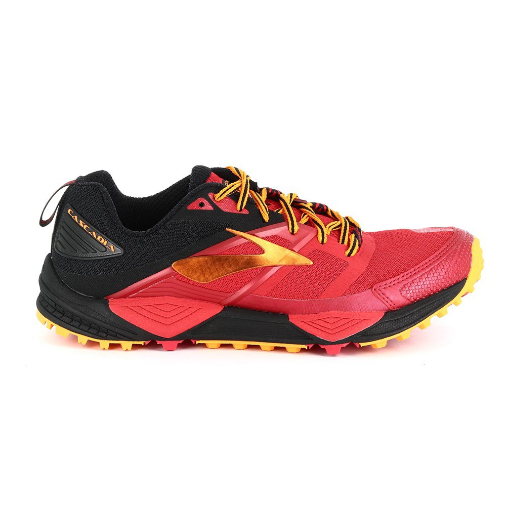 f3fd5ad776bc5 Brooks Cascadia 12 Red buy and offers on Trekkinn