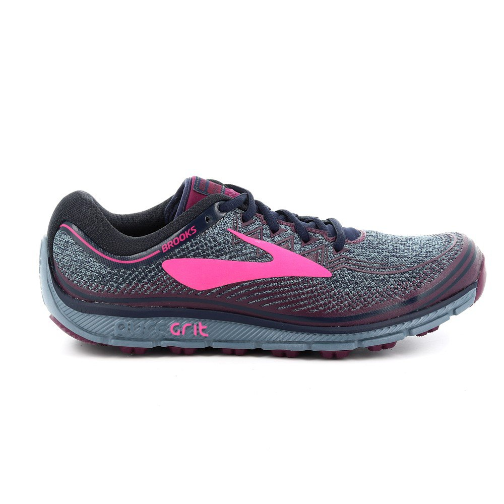 68f92102e0b Brooks PureGrit 6 Blue buy and offers on Runnerinn