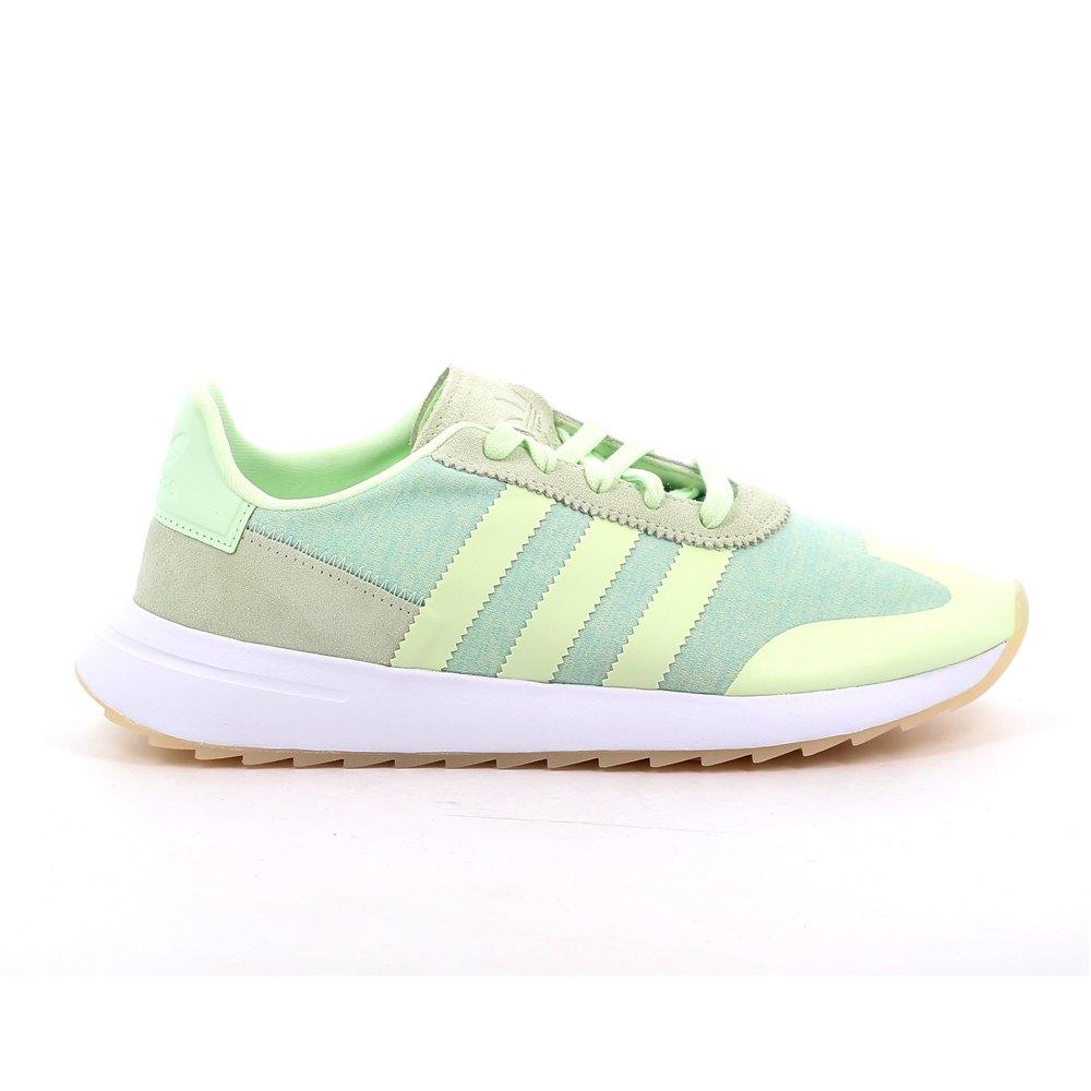 adidas originals Flashback Runner Grønn, Dressinn Sneakers