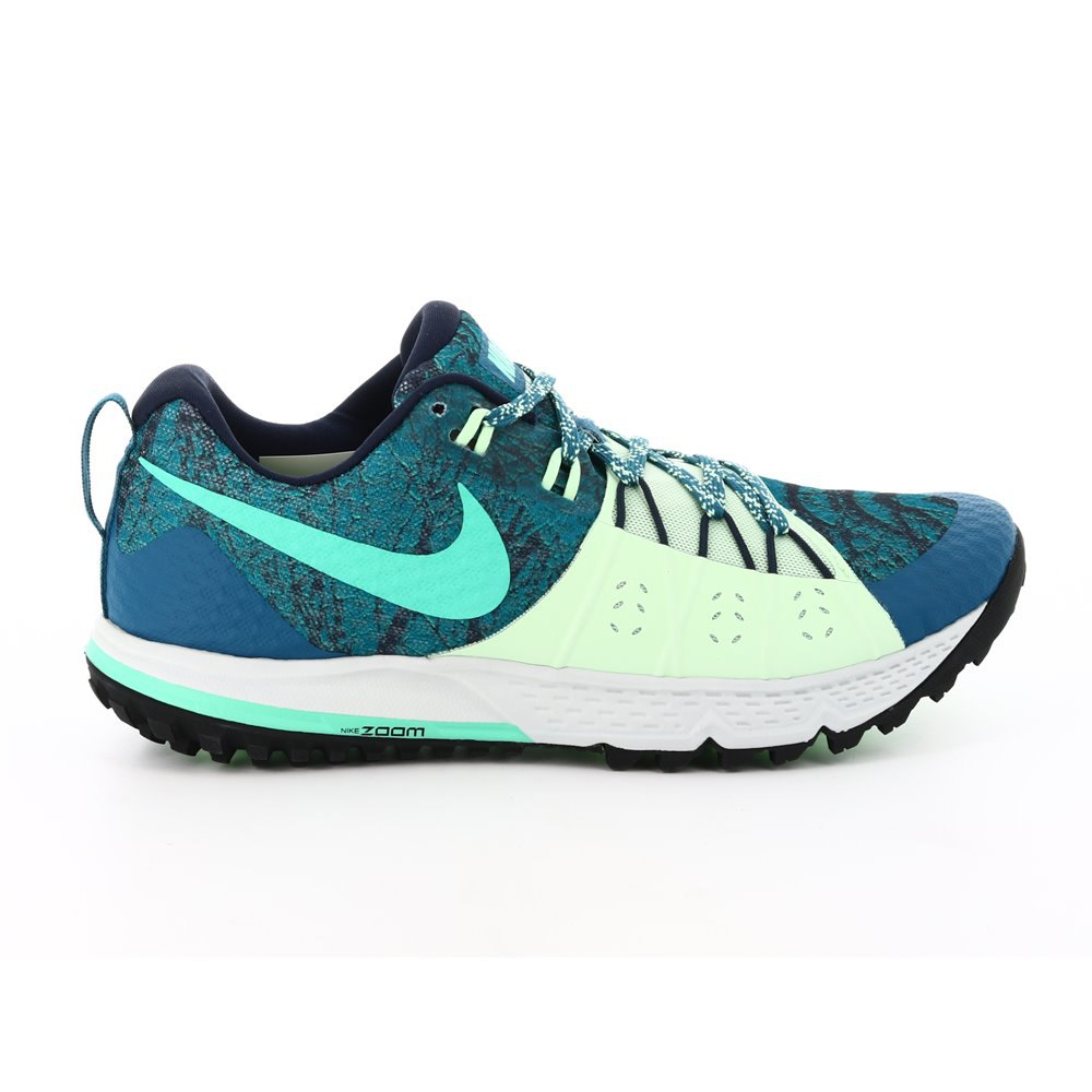 35cab0f1c74d Nike Air Zoom Wildhorse 4 Blue buy and offers on Runnerinn