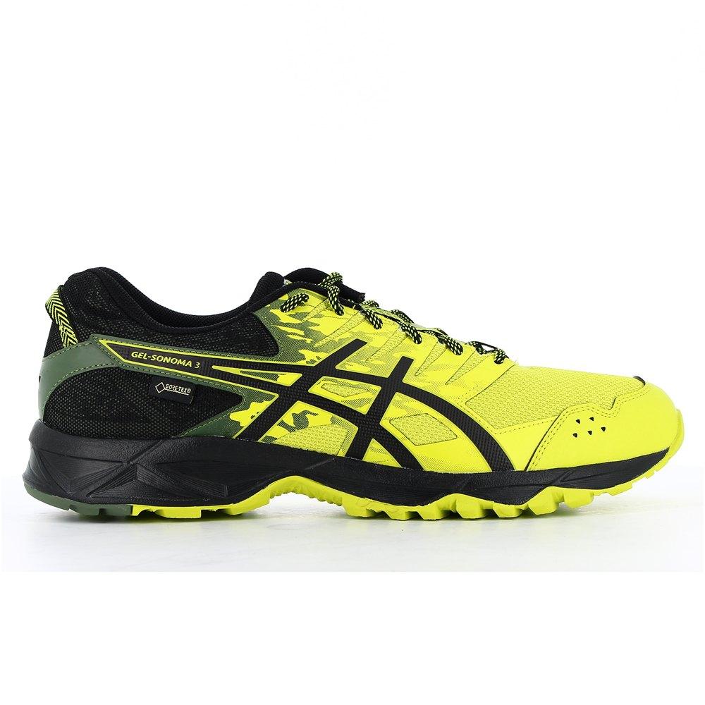 new product 4e6cd 6f383 Asics Gel Sonoma 3 Goretex Verde comprare e offerta su Runnerinn