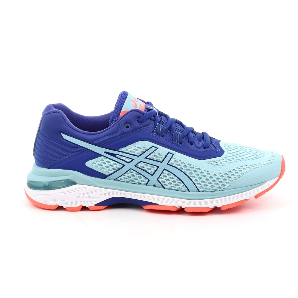 online store b283d e2bfb Asics GT 2000 6 Blue buy and offers on Runnerinn