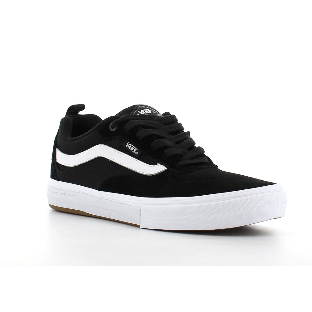 e30e686eec5 Vans Kyle Walker Pro Black buy and offers on Xtremeinn