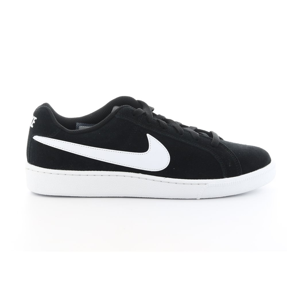 best website e4fdc 5e137 Nike Court Royale Suede Black buy and offers on Dressinn