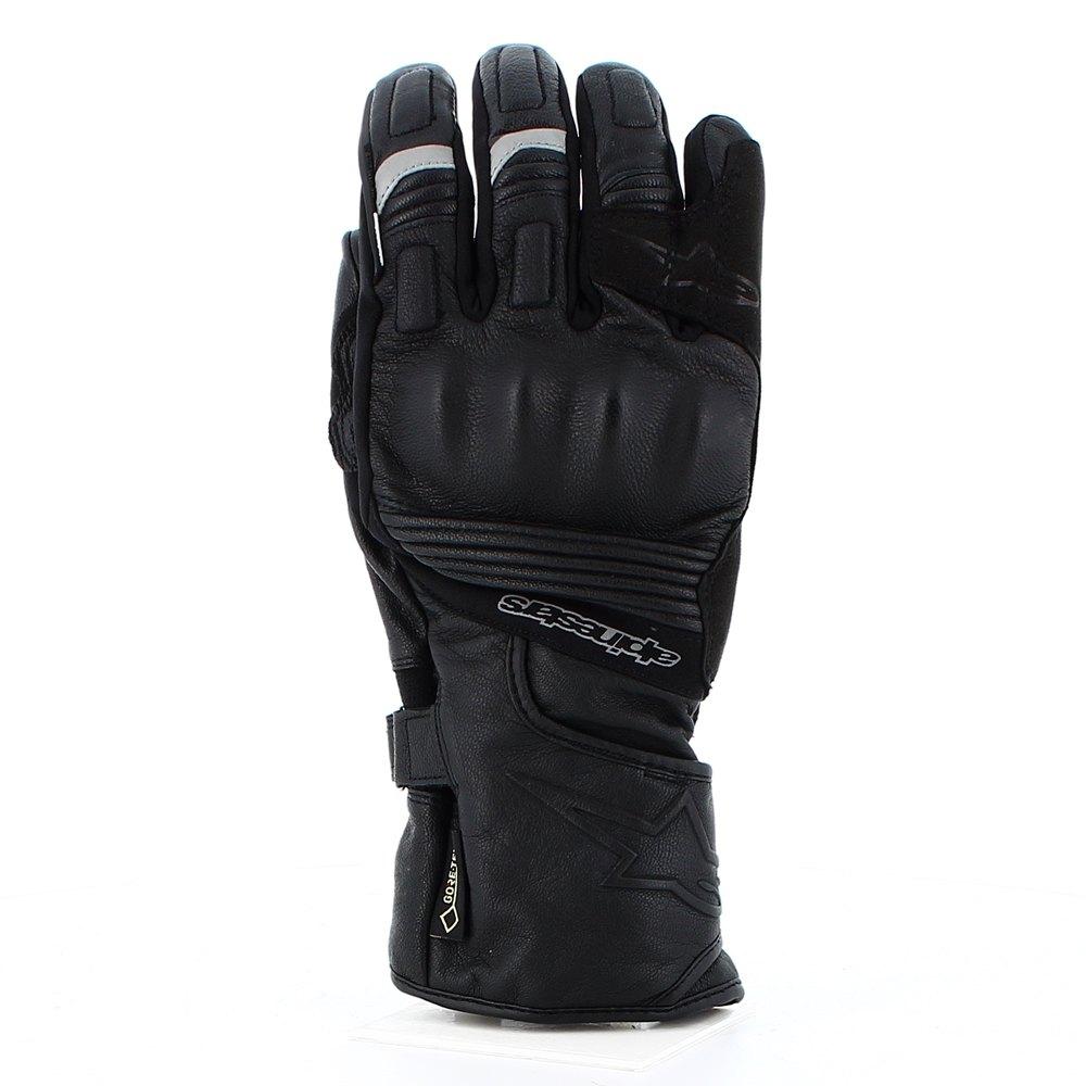 92b0896d Alpinestars Patron Goretex With Gore Grip Technology Black, Motardinn