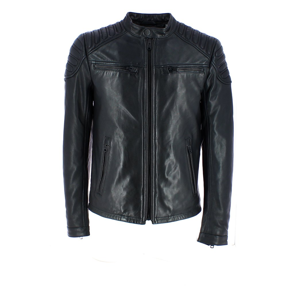 Superdry Hero Leather Racer