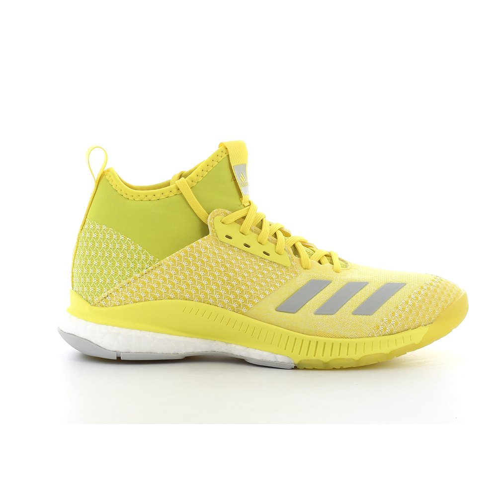 best website c6dad 88834 adidas Crazyflight X 2 Mid Yellow buy and offers on Goalinn