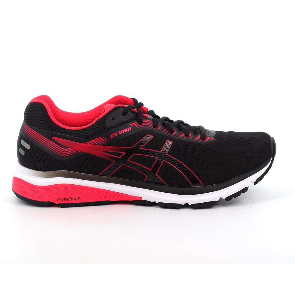 757a8aa3804 Asics GT 1000 7 Black buy and offers on Runnerinn