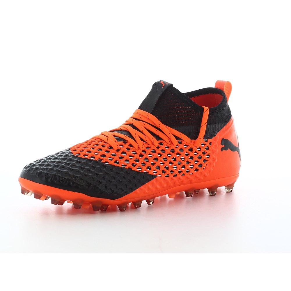 d89e1cf70ef Puma Future 2.2 Netfit MG Orange buy and offers on Goalinn