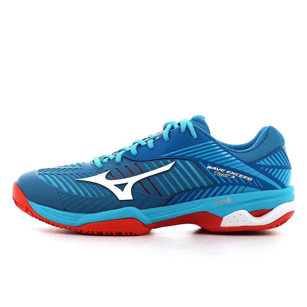 046994500f68 Mizuno Wave Exceed Tour 3 CC Blue buy and offers on Smashinn