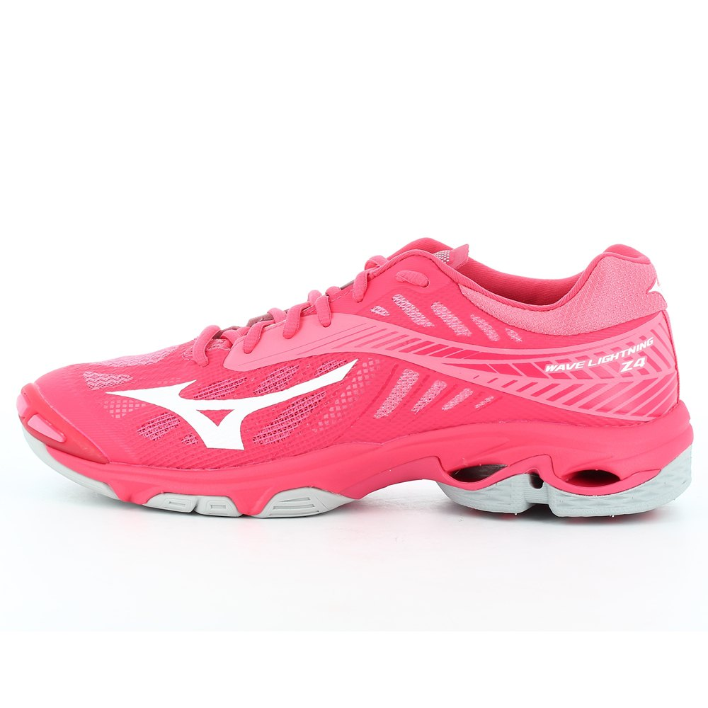 finest selection 000a7 fceaf Mizuno Wave Lightning Z4 Rosa comprar y ofertas en Goalinn