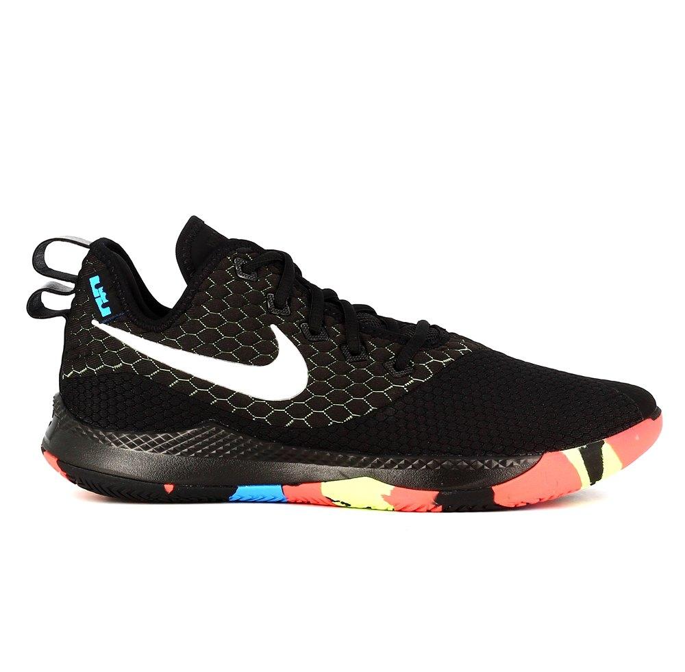 0633e6e865a Nike Lebron Witness III Black buy and offers on Goalinn