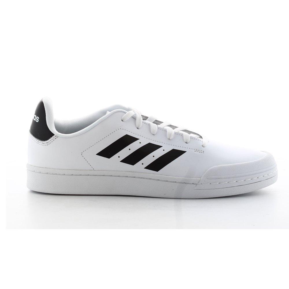 9044b58546ecb5 adidas Court 70S White buy and offers on Dressinn