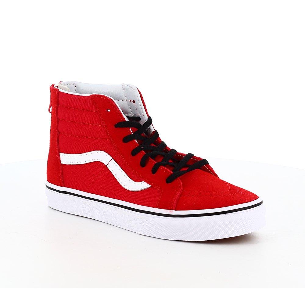 Vans SK8-Hi Zip Red buy and offers on
