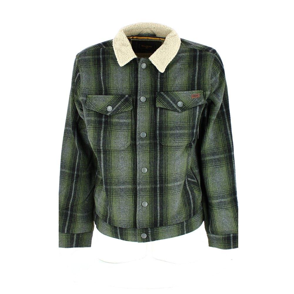 BILLABONG Barlow Wool Jacke für Herren Grün