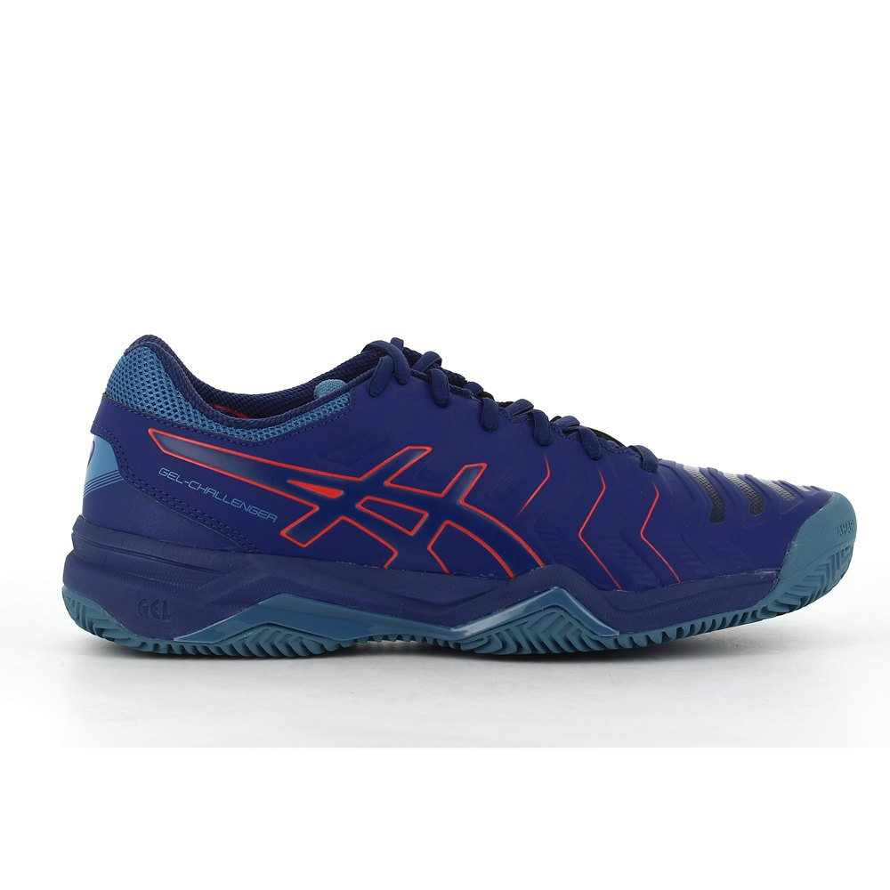 the latest 51452 3c6b6 Asics Gel Challenger 11 Clay Blue buy and offers on Smashinn