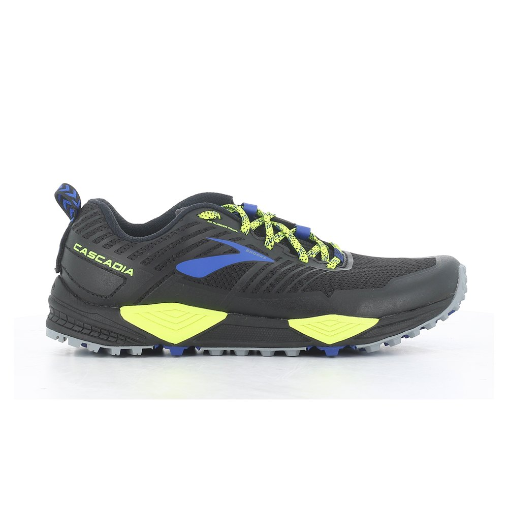 78dab78c28ec2 Brooks Cascadia 13 Standard Black buy and offers on Runnerinn