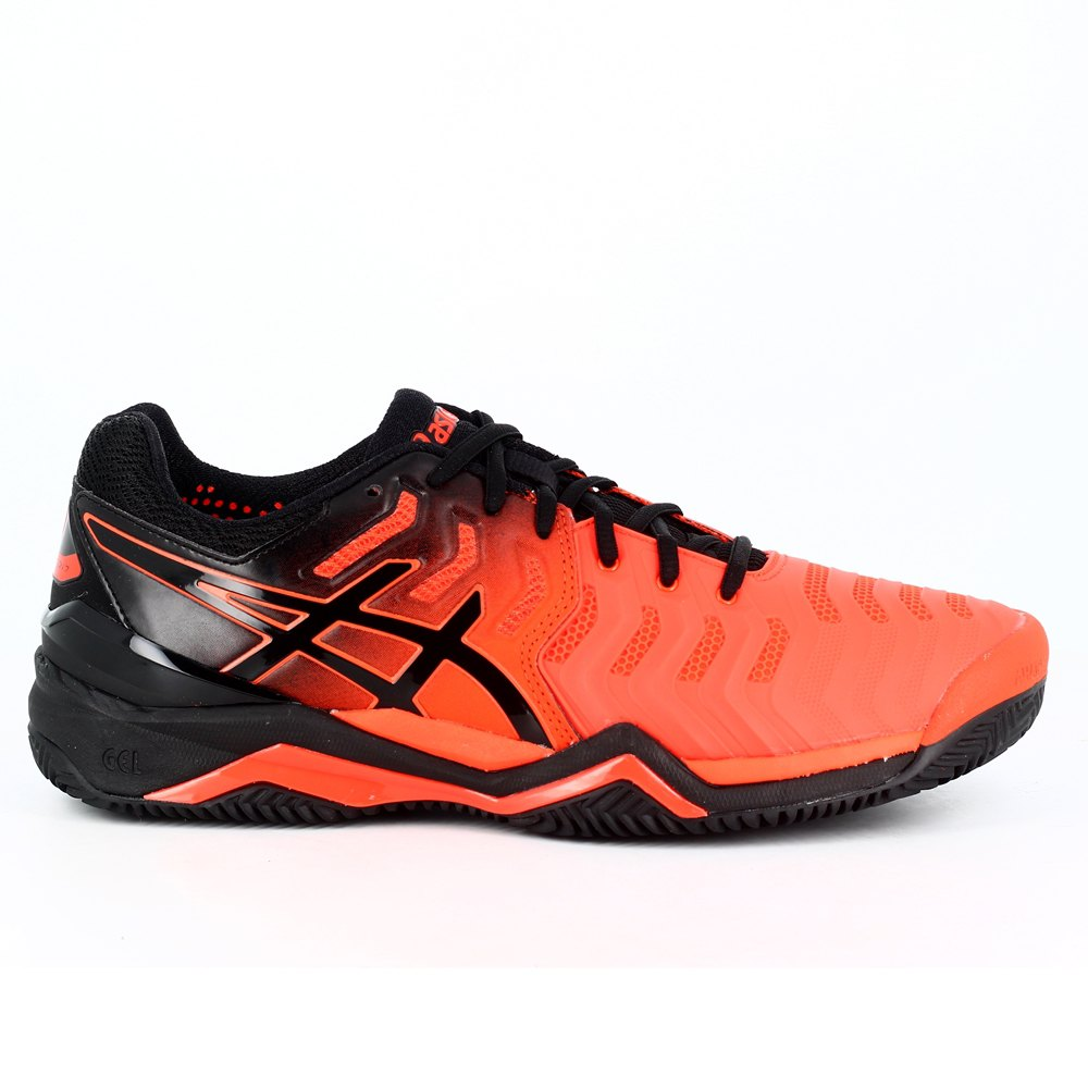 Nike Court Air Zoom Cage 3 Clay Oranje, Smashinn Tennisschoenen