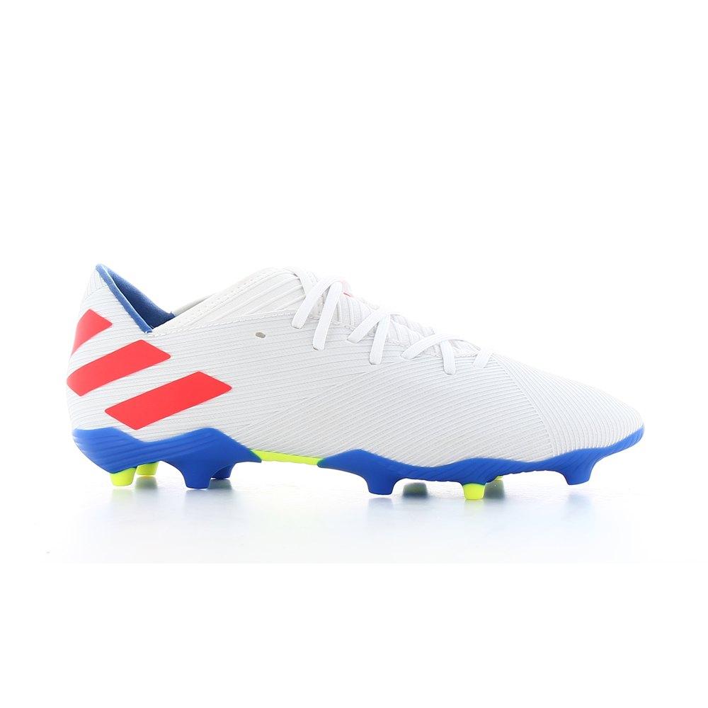 Beste Fotballsko | Adidas Nemeziz Messi 19.3 TF Hvit Solar