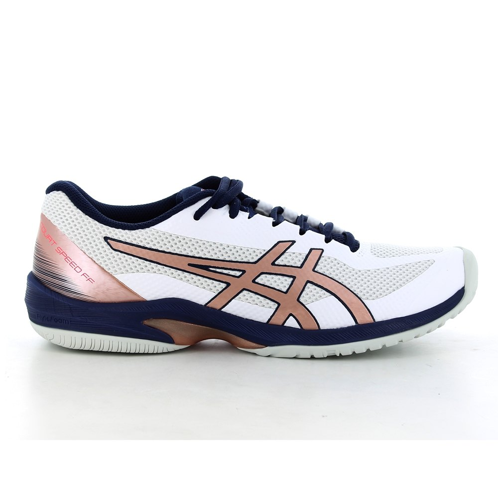 Asics Court Speed FF Clay WhiteRose Gold