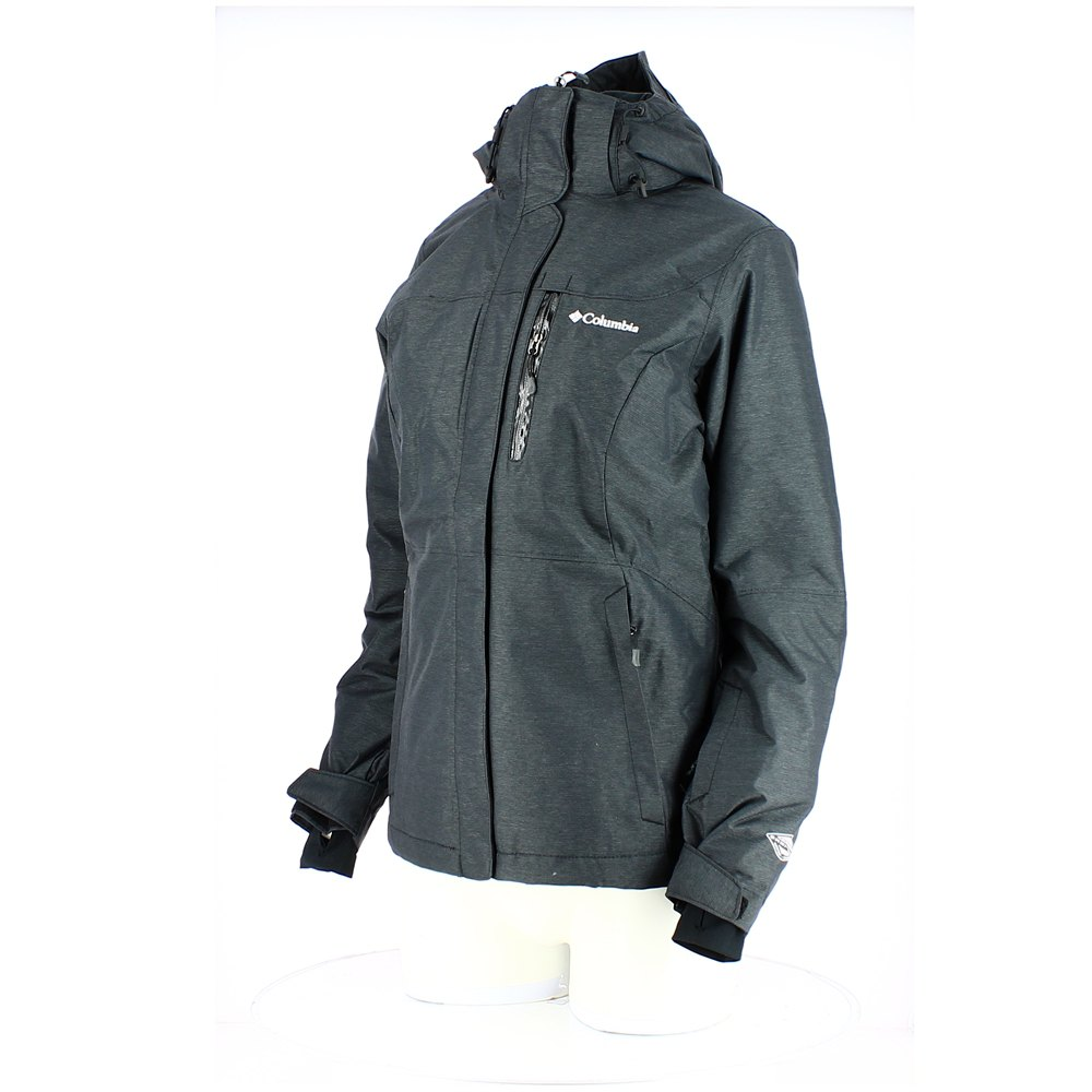 Columbia Alpine Action Oh Negro comprar y ofertas en Trekkinn f320487d209