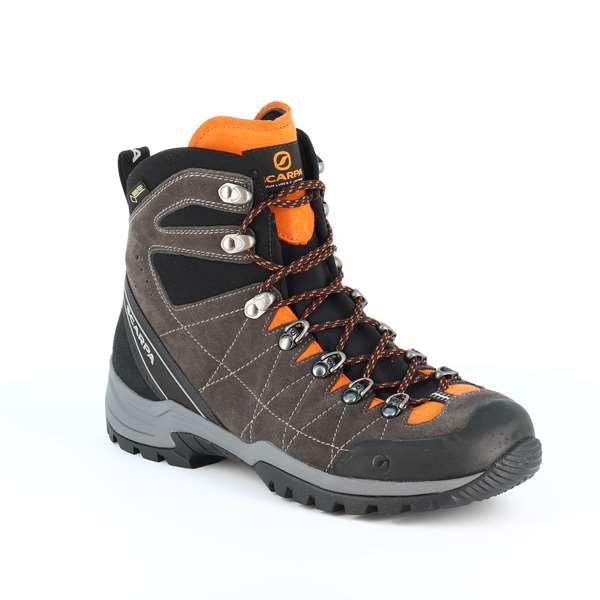 260a2d0c8927 Scarpa R Revolution Goretex Grey buy and offers on Trekkinn