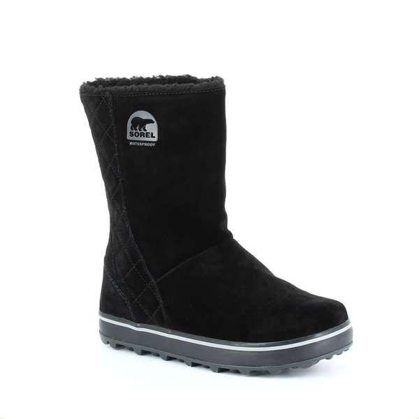 Sorel Glacy Zwart kopen en aanbiedingen, Trekkinn Laarzen