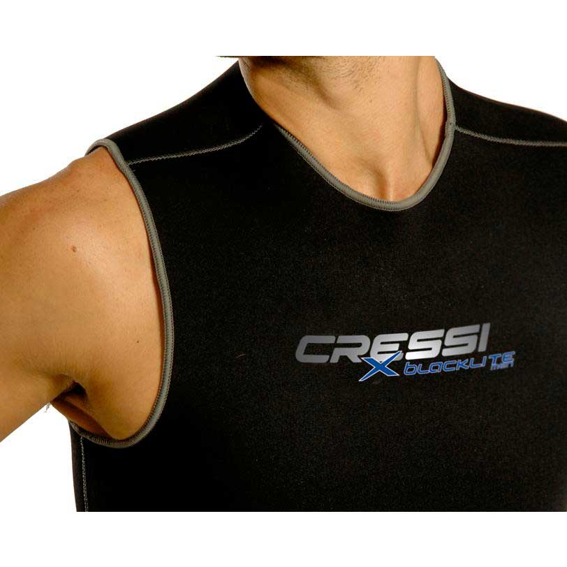 cressi-vest-blacklite-3-5-mm-xxl-black