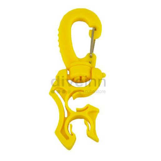 best-divers-y-type-hose-holder-one-size-yellow