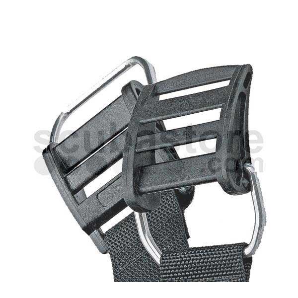 best-divers-twin-tank-belt-one-size-black