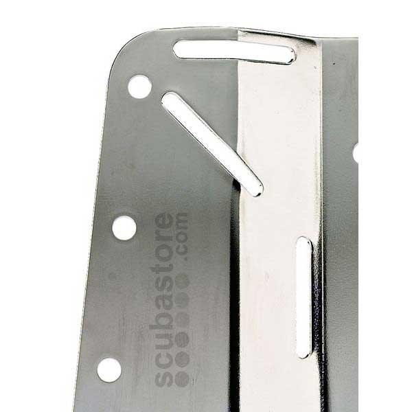 Einzelteile Stainless Steel Backplate