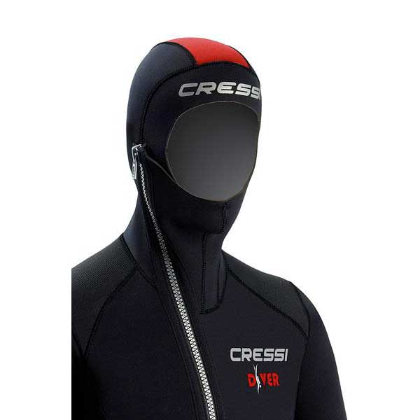 cressi-diver-5-mm-mono-xxxl-black-red