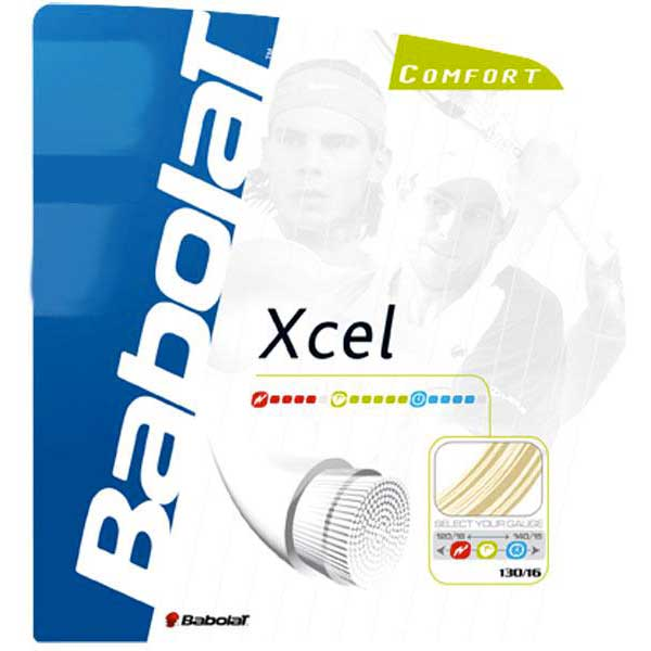 Babolat Xcel 12 M 1.30 mm Natural