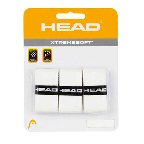 Head Racket Xtreme Soft 3 Units One Size White
