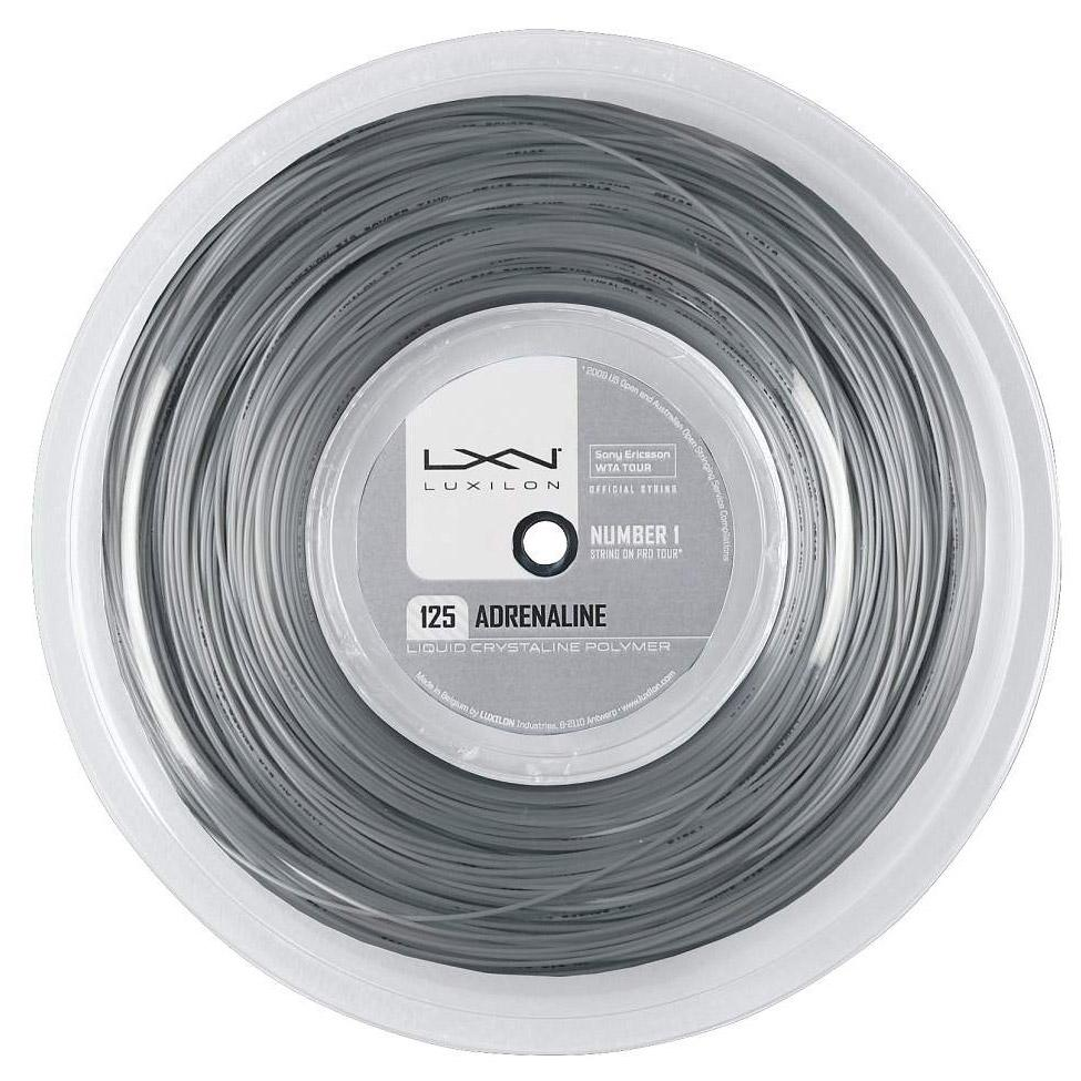 Luxilon Adrenaline 200 M 1.30 mm Platinum