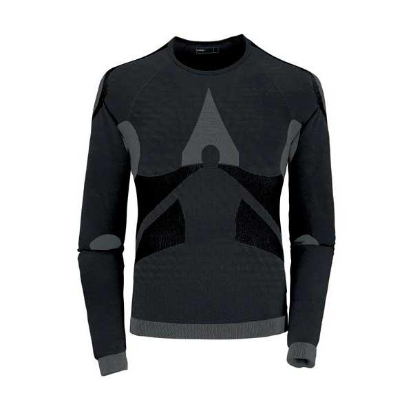 Trangoworld Lace T Shirt XXL Black