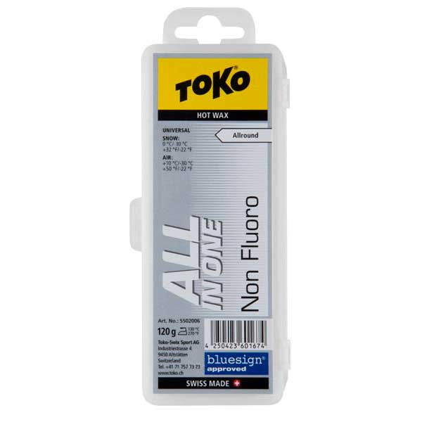 Toko All-in-one 120 G One Size Clear
