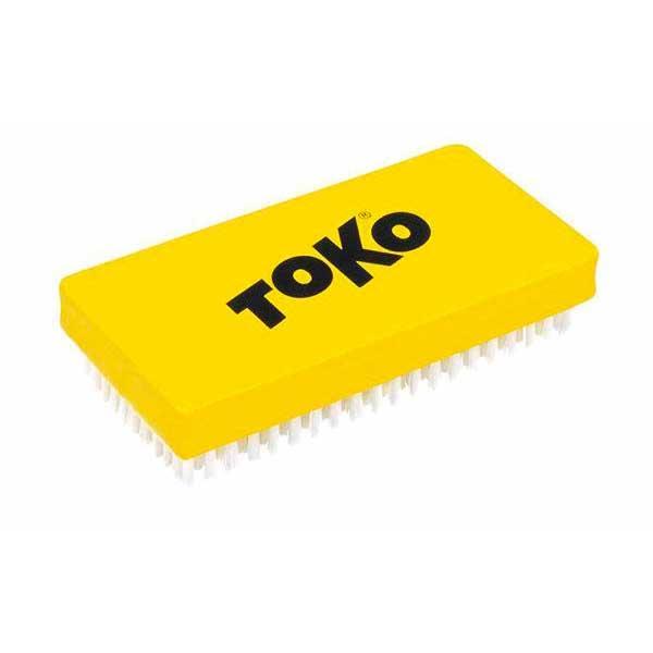 Toko Base Brush Nylon Nylon Hair Yellow