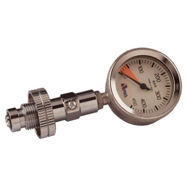 Apeks M25 Din 300 Bar DIN 300 Bar Manometer/Druckmesser M25 Din 300 Bar