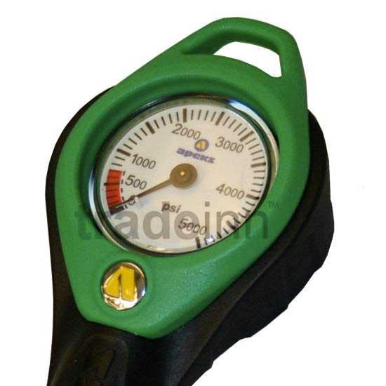 Druckmesser Pressuge Gauge Nitrox O2